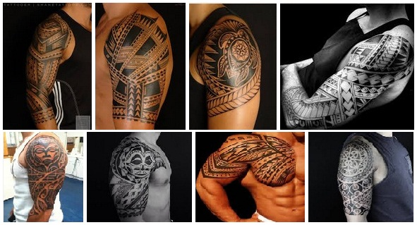 Warrior Strength Forearm Tattoos For Men
