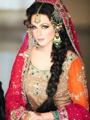 stunning and indian bridal