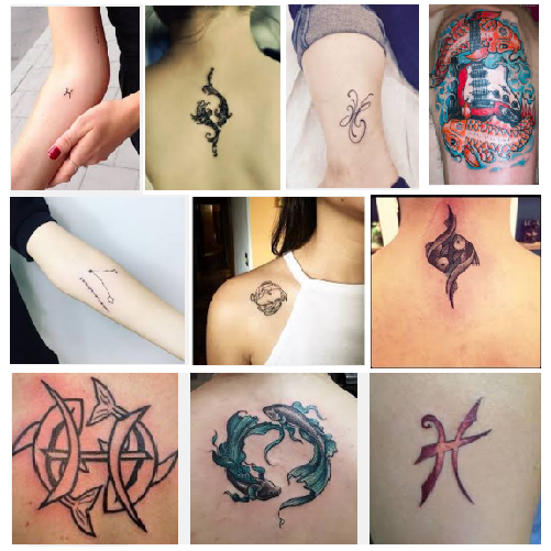 15 Best Pisces Tattoo Designs For Men Women Styles At Life