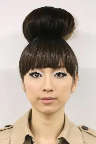 Chinese Hairstyles 12