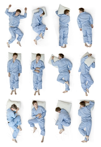 Best Sleeping Positions to Get a Peaceful Sleep  Styles