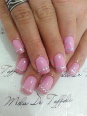 9 pink nail art design