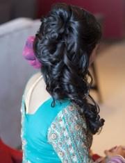 indian hairstyles medium