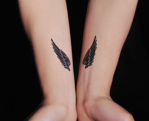 Meaningful Simple Leg Tattoo Designs For Men