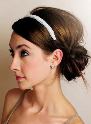 perfect bun hairstyle