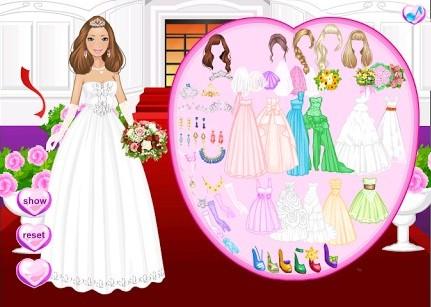 Design Wedding Dress Up Games 87