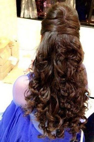 Top 9 Indian Engagement Hairstyles Styles At Life