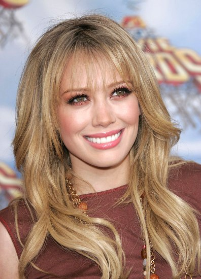 Top 9 Hilary Duff Hairstyles Styles At Life