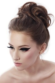 top 9 bun hairstyles prom