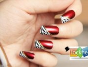 8 acrylic nail art design