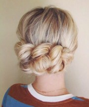 flower girl updos fashion dresses