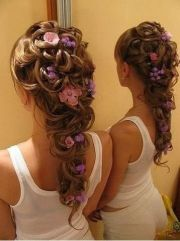 9 flower girl hairstyles