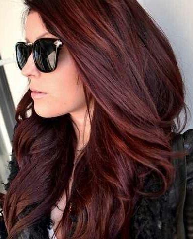 Hair Colors For Dark Skin