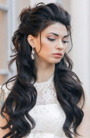 latest and modern bridal hairstyles
