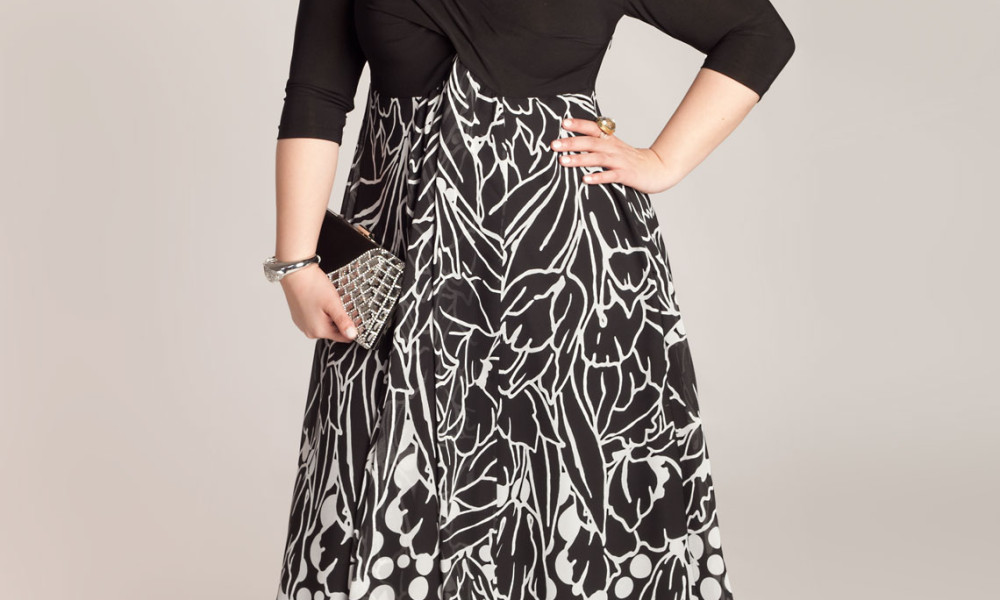 Top 15 Dresses for Fat Women | Styles At Life