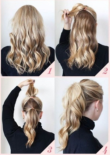 Top 17 Casual Hairstyles for Everyday  Styles At Life