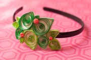 simple and latest paper quilling