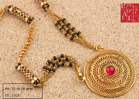 30 Latest Styles Of Mangalsutra Designs And Its Importance