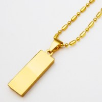 15 Beautiful Silver and Gold Pendants for Men