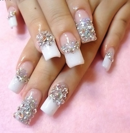 9 Best 3D Nail Art Designs with Pictures
