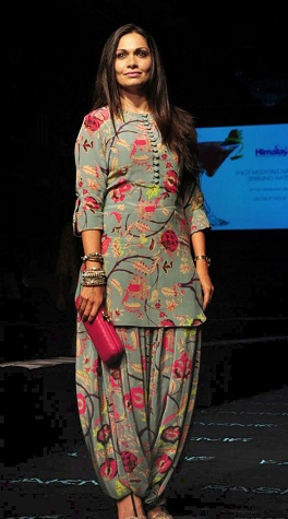 Same Print Style Indian Salwar Suit