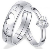 9 Amazing Pair Rings for Couples in Gold and Silver ...