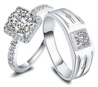 9 Beautiful Designed Wedding Rings for Couples