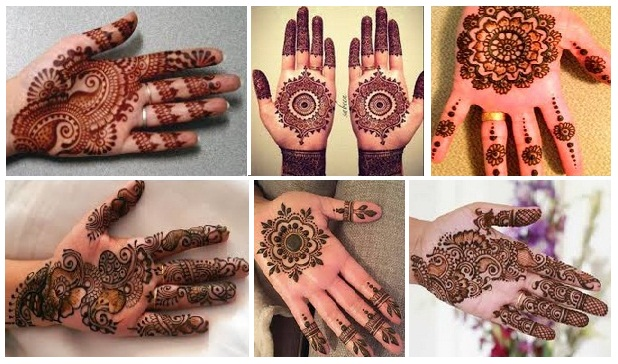 Finger Mehndi Design 2018
