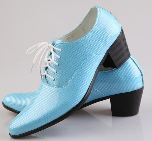 15 Stylish and Casual Blue Shoes Designs | Styles At Life