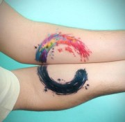 9 stunning watercolor tattoo ideas