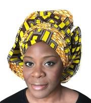9 hair scarf design women