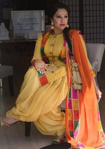 15 Best Designs Of Punjabi Kurti For Ladies In 2018