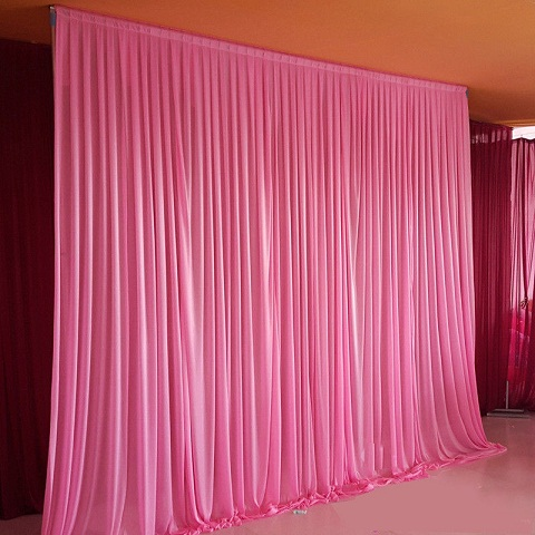 9 Latest Pink Curtain Designs With Pictures In 2019