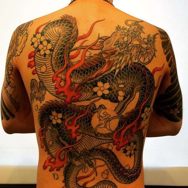 Traditional Japanese Tattoos Designs