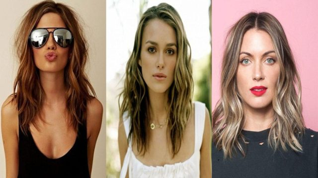 9 best hairstyles for thin faces | styles at life