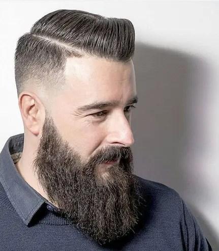 Barber Beard Styles