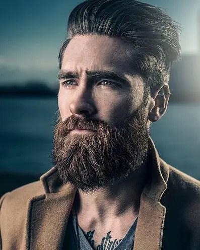 Beard Shape Ideas