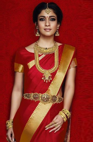 Amazing Pictures Of Nayanthara In Saree  Unseen Looks  Styles At Life