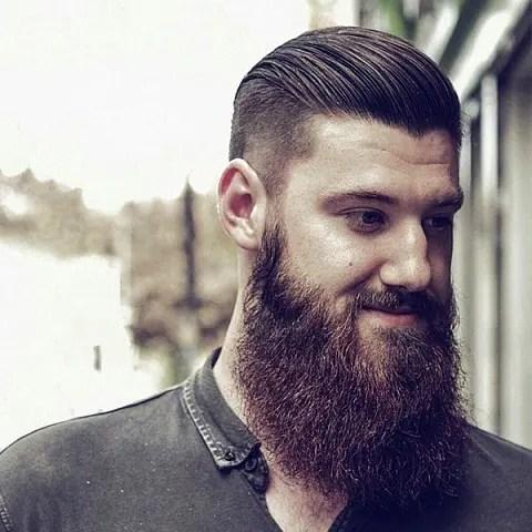 Beard Cheek Line Styles