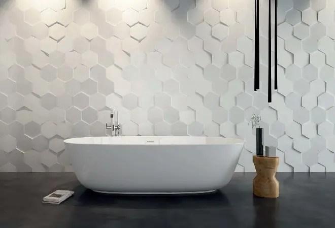 25 latest bathroom tiles designs with