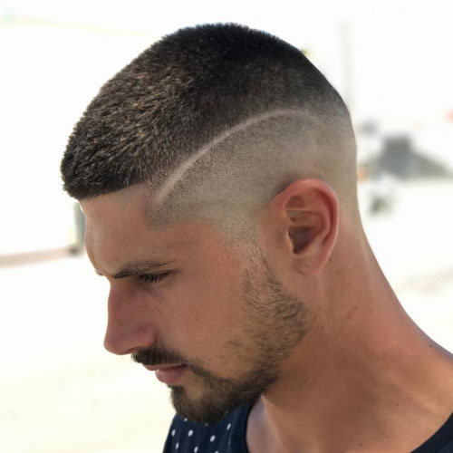 9 Simple And Stylish Zero Cut Hairstyles For Men Ever