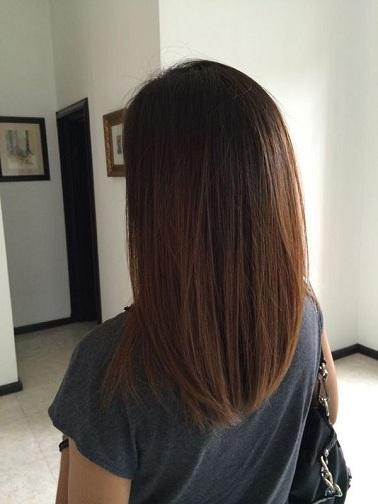U Cut Hair : Beautiful, Shaped, Haircuts, Ladies, Styles