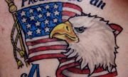 top 9 affectionate patriotic tattoos