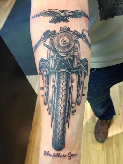 Biker Tattoo Designs 10