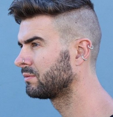12 Finest Ear Piercing Ideas For Men And Its Benefits Styles At Life