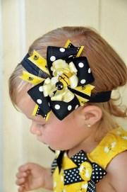 hair bow design