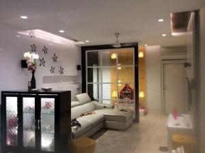 pooja living designs mandir temple latest hall interior wall modern puja door idea rooms homemakeover space apartments colors