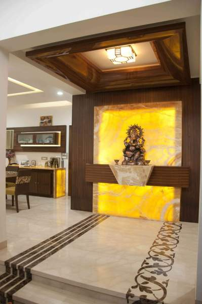25 Latest Pooja Room Designs With Pictures In 2020