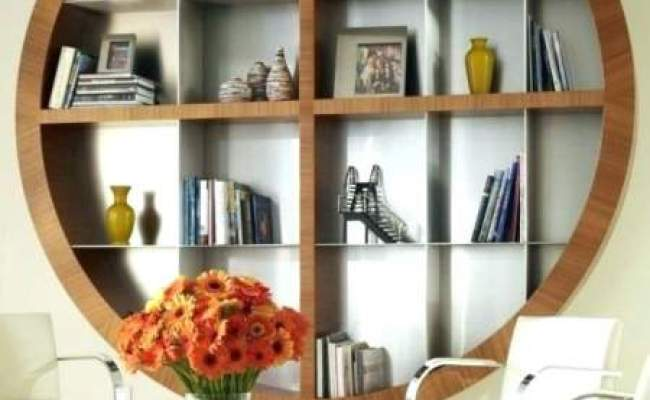 10 Simple Latest Wall Showcase Designs With Pictures