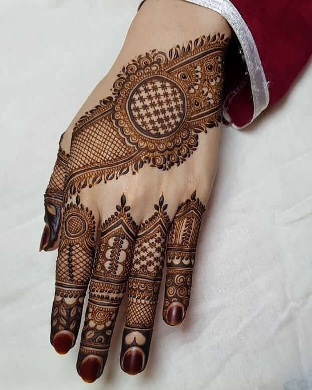 When many brides are choosing to tell their love story via their. 25 Gorgeous Back Hand Mehndi Designs 2021 Styles At Life